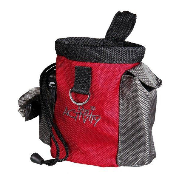 Trixie Dog Activity Snack Bag 2-in-1
