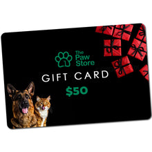 The Paw Store Gift Card