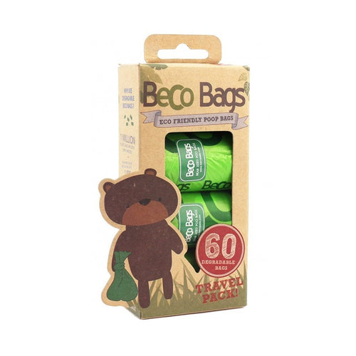 Beco Unscented Poop Bags - 60s