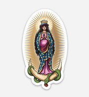 Our Lady of Guadalupe Sticker Decal