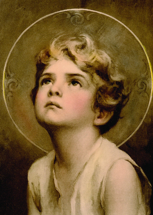 Divine Innocence by Chambers Print 5X7