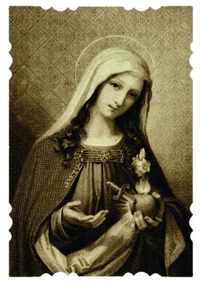 Our Lady of Sorrows Print 5X7
