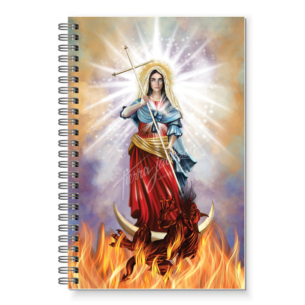 Virgo Potens/Virgin Most Powerful Writing Journal