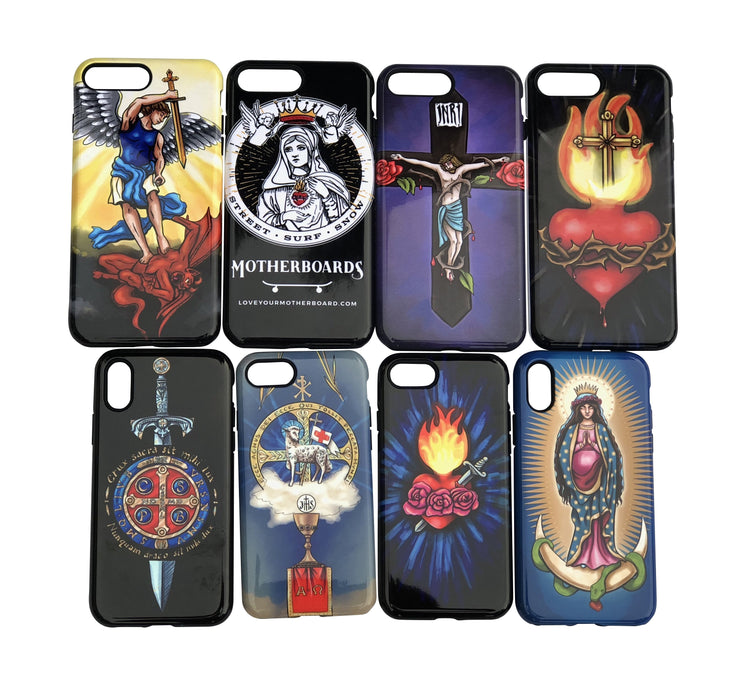 Sacred Heart of Jesus Phone Case
