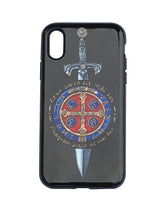 St. Benedict Sword Phone Case