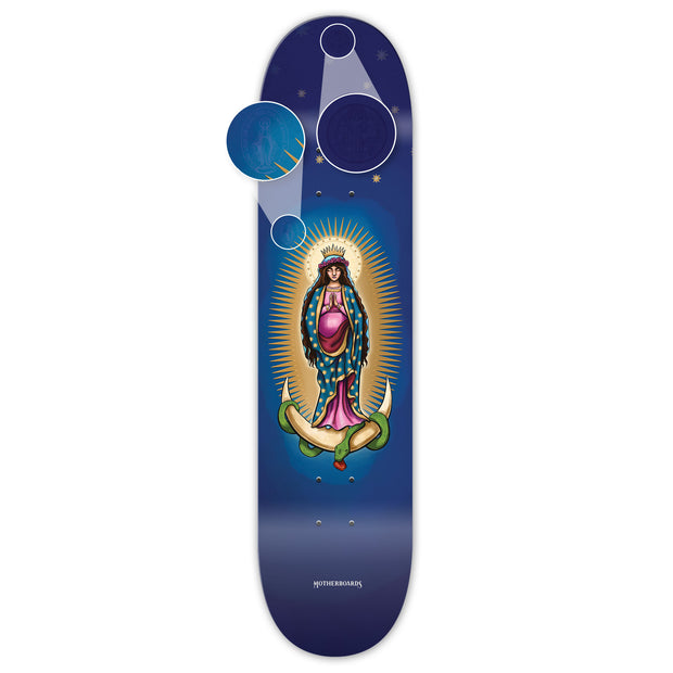 Our Lady of Guadalupe 8/8.25 (Deck)