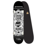 """Roses"" Immaculate Heart of Mary 8.25 (deck)"