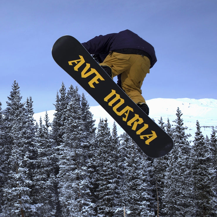 The Ave Maria Snowboard - On Sale NOW