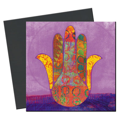 Hamsa Blessings Premium Magnets