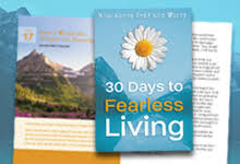 30 Days to Fearless Living