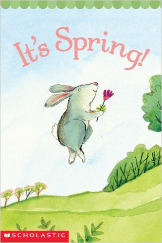 It's Spring! Board book