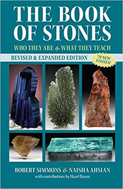 The Book of Stones, Revised Edition: Who They Are and What They Teach Paperback