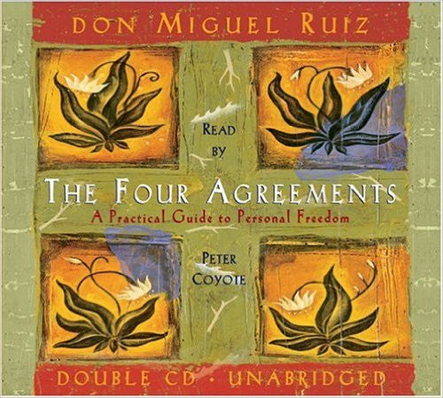 The Four Agreements: A Practical Guide to Personal Freedom Audio CD