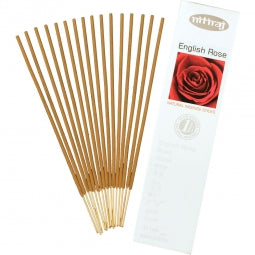 Nitiraj Incense 25gr - English Rose