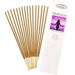 Nitiraj Incense 25gr - Meditation