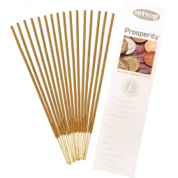 Nitiraj Incense 25gr - Prosperity