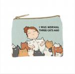 I Was Normal Three....Coin Purse