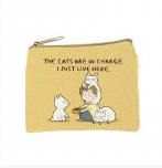 The Cats are In...Coin Purse