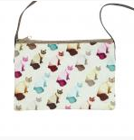 Pretty Kitty Dan Morris Sling Bag