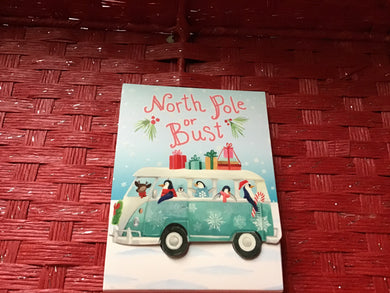 North Pole or Bust