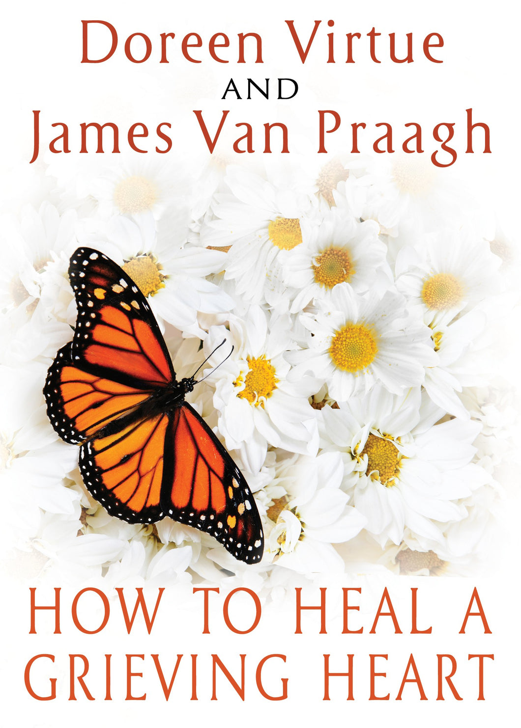 How To Heal A Grieving Heart by  DOREEN VIRTUE, JAMES VAN PRAAGH