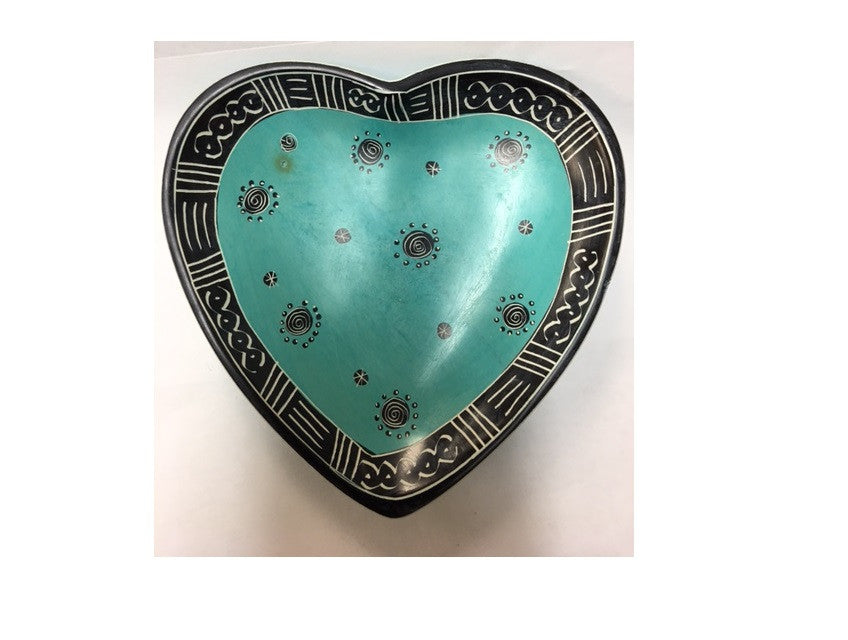 Heart Dishes, Large