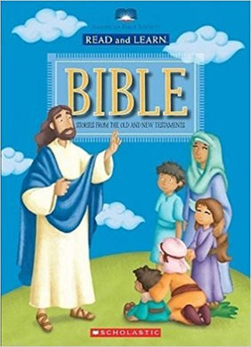 Read And Learn Bible Hardcover
