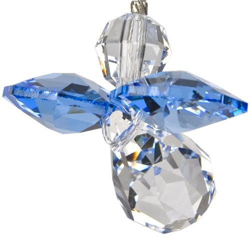 Crystal Guardian Angel, September Sapphire