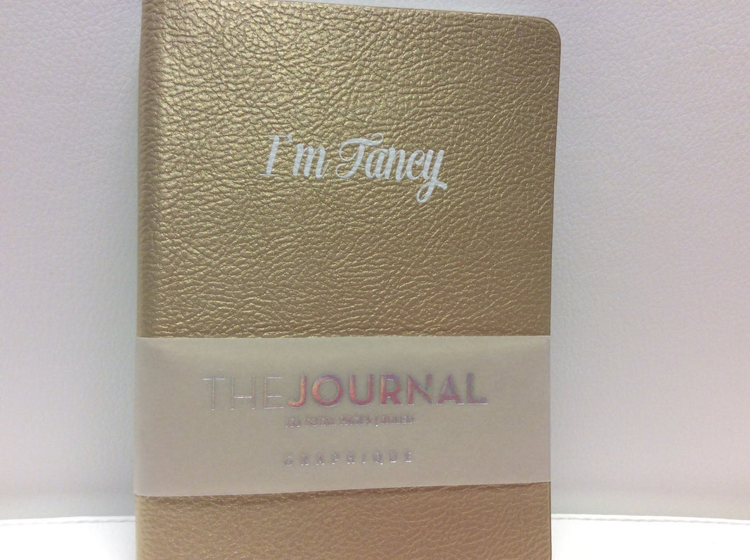 I'm Fancy (Journal)