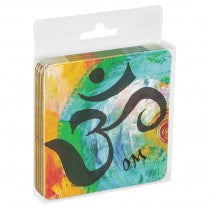 OM ECO Coasters Set