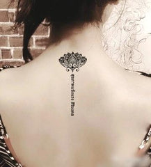Accessories - Henna Incredible Sacred Forest Temporary Tattoos
