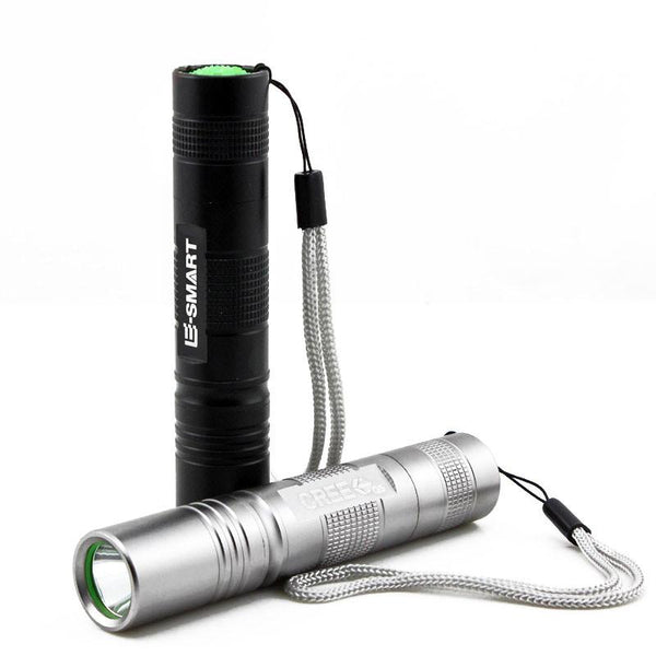 Tactical LED Flashlight - Shop Get High Cannabis Clothing & Gear