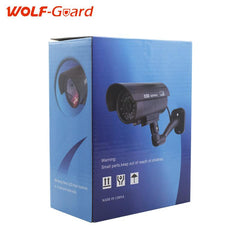 Accessories - Waterproof Dummy CCTV Camera With Flashing LED For Outdoor Or Indoor Realistic Look