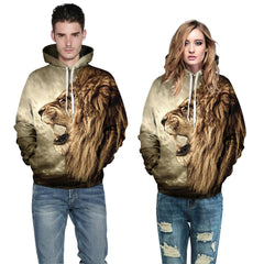 Lion Roar Hoodie - Shop Get High Cannabis Clothing & Gear