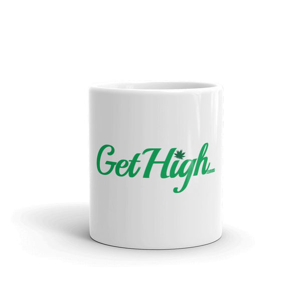 Mug - Shop Get High Cannabis Clothing & Gear