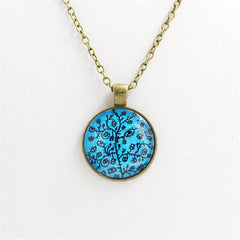 Beautiful Tree Necklaces - Shop Get High Cannabis Clothing & Gear