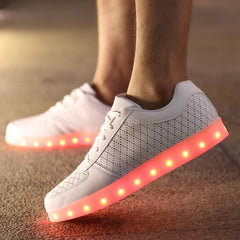 Cool High quality LED Shoes for Adults - Shop Get High Cannabis Clothing & Gear