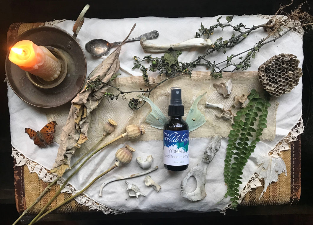 Commune | Ritual Room + Body Mist