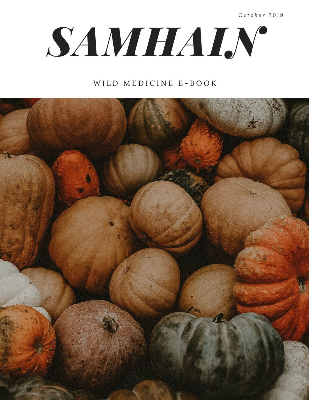 Samhain Wild Medicine E-Book {Full Version}