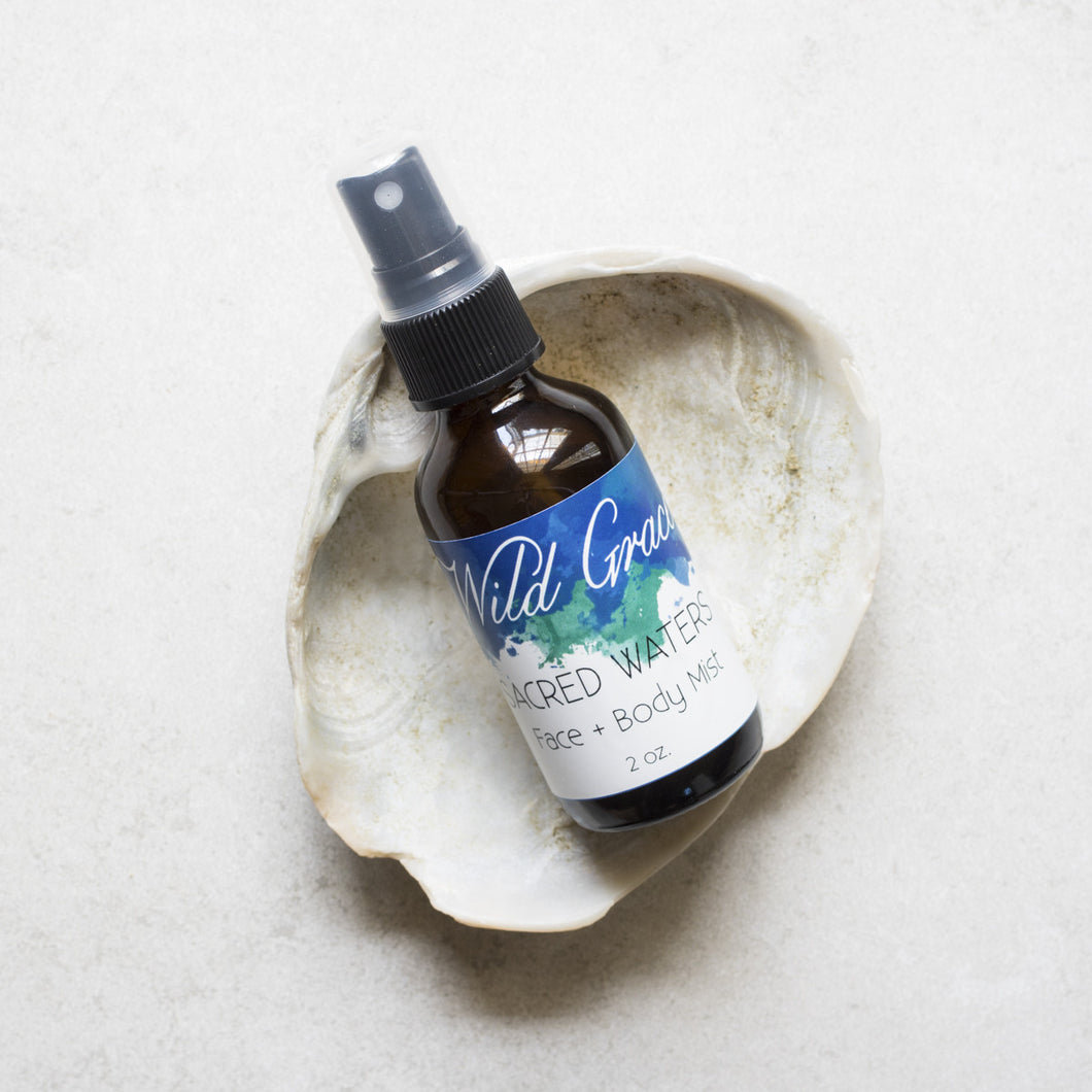 Sacred Waters Repair Mist