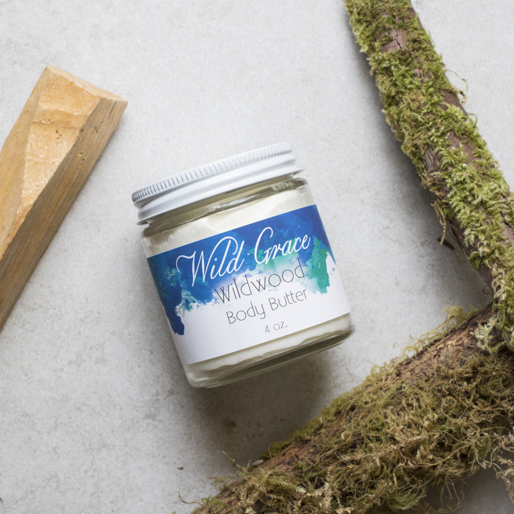 Wildwood Body Butter