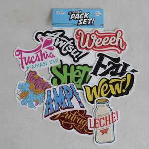 Diyalogo Sticker Packs - The Classics