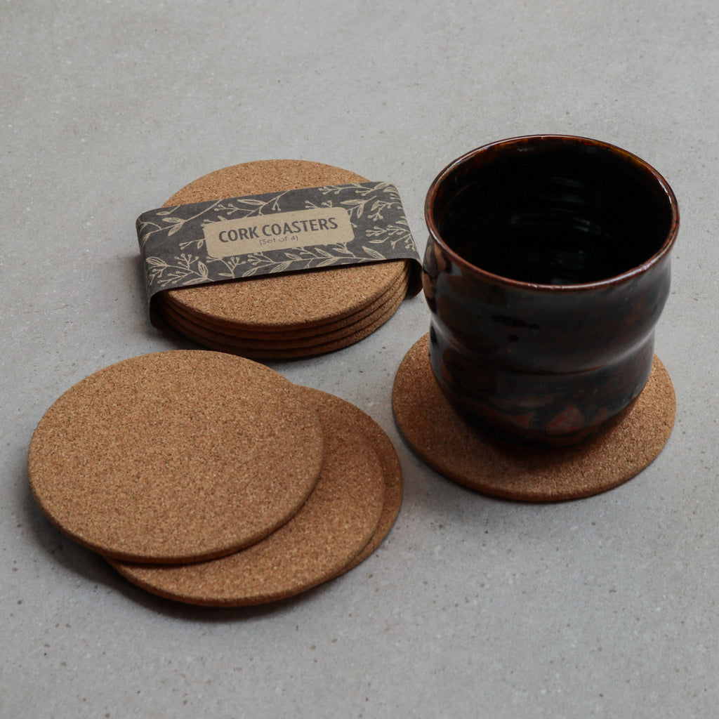 Cork Coasters - Common Room PH