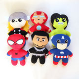 Chibi Marvel Plushies - Common Room PH