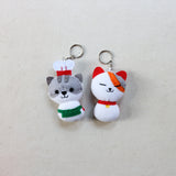 Chibi Plushie Keychains - Common Room PH