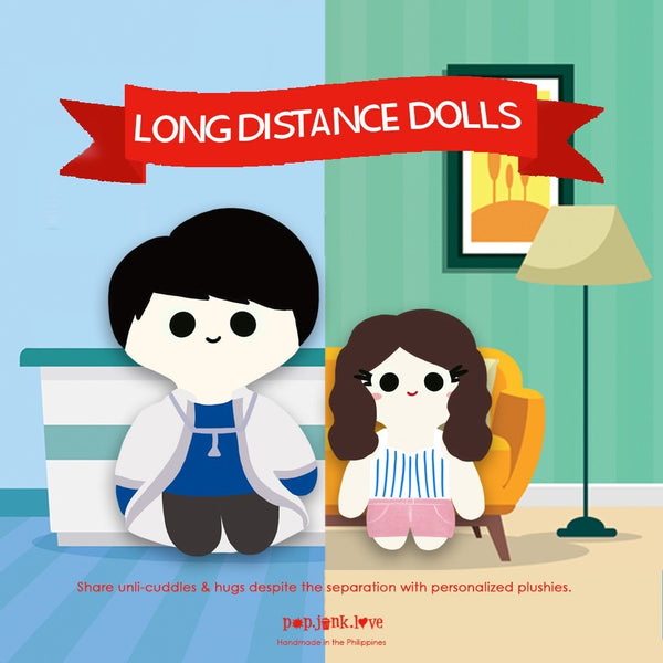 Long Distance Dolls by Popjunklove - Common Room PH