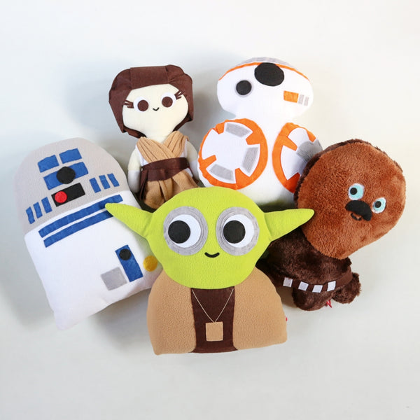Chibi Star Wars Plushies - Common Room PH