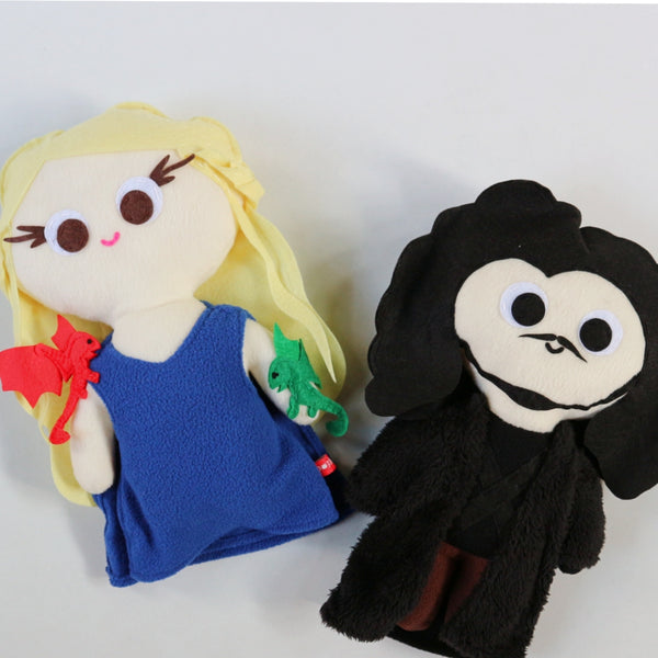Chibi Game of Thrones Plushies