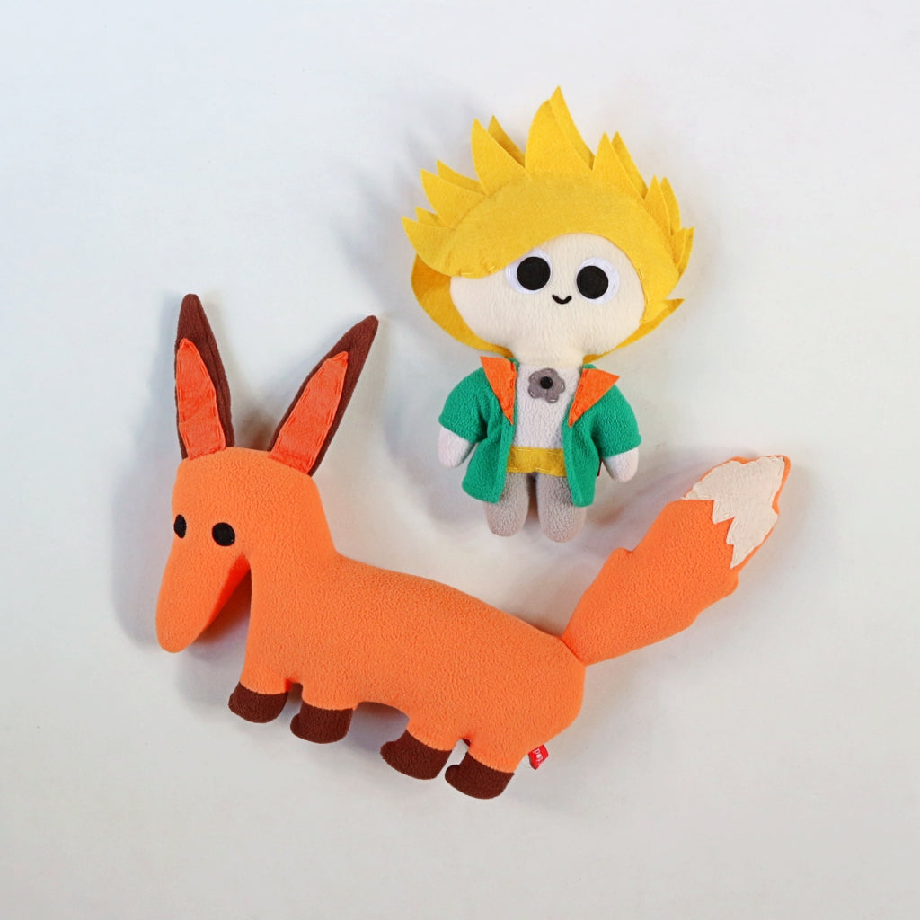 Chibi Little Prince Plushies
