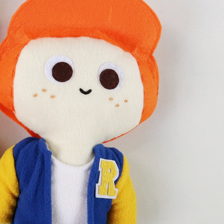 Chibi Riverdale Plushies - Common Room PH